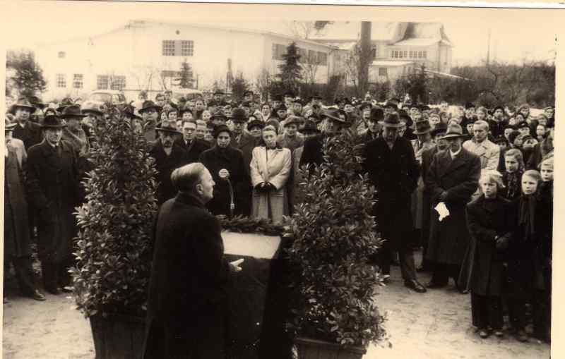 Neue Schule 1952