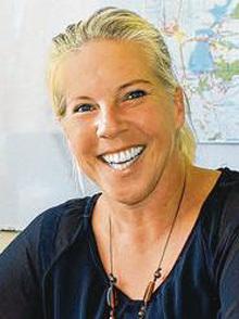 Schulleiterin Silvia Richter
