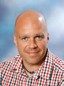 Kom. Schulleiter Stephan Wiese